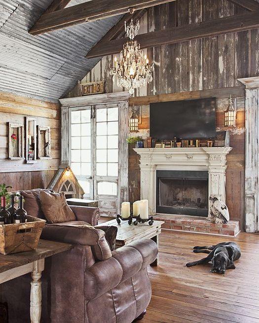 40+ Fireplace Design Ideas , Fireplace Mantel Decorating Ideas