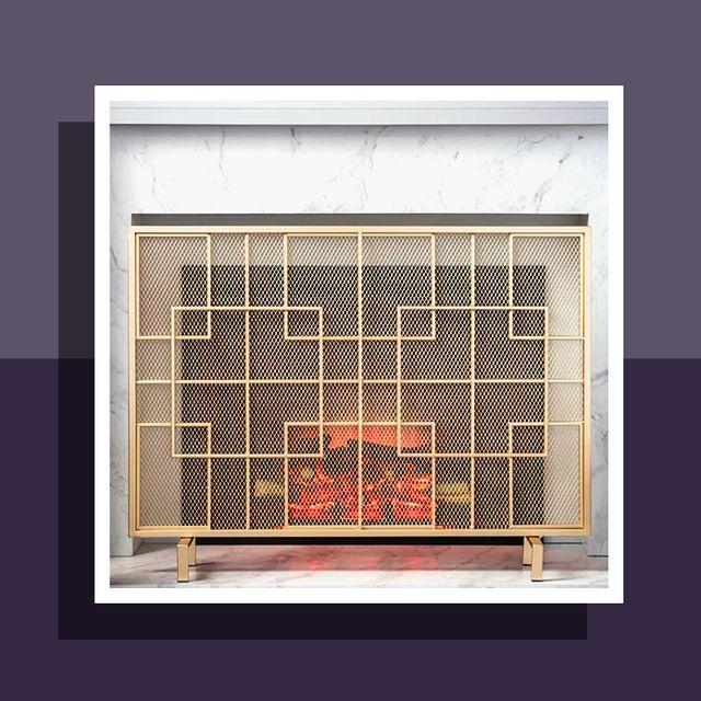 fireplace screens best 2020