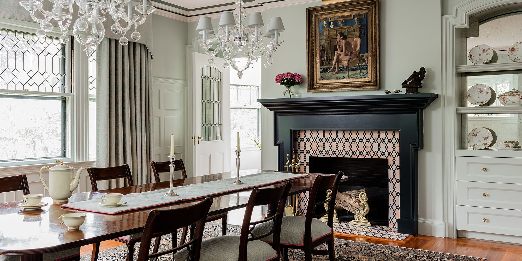15 Stylish Tiled Fireplaces Modern Fireplace Tile Surround Ideas