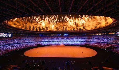 東京奧運開幕有什麼特別?「口罩也掩不住的興奮、首度男女共同掌旗」8個不能錯過的瞬間