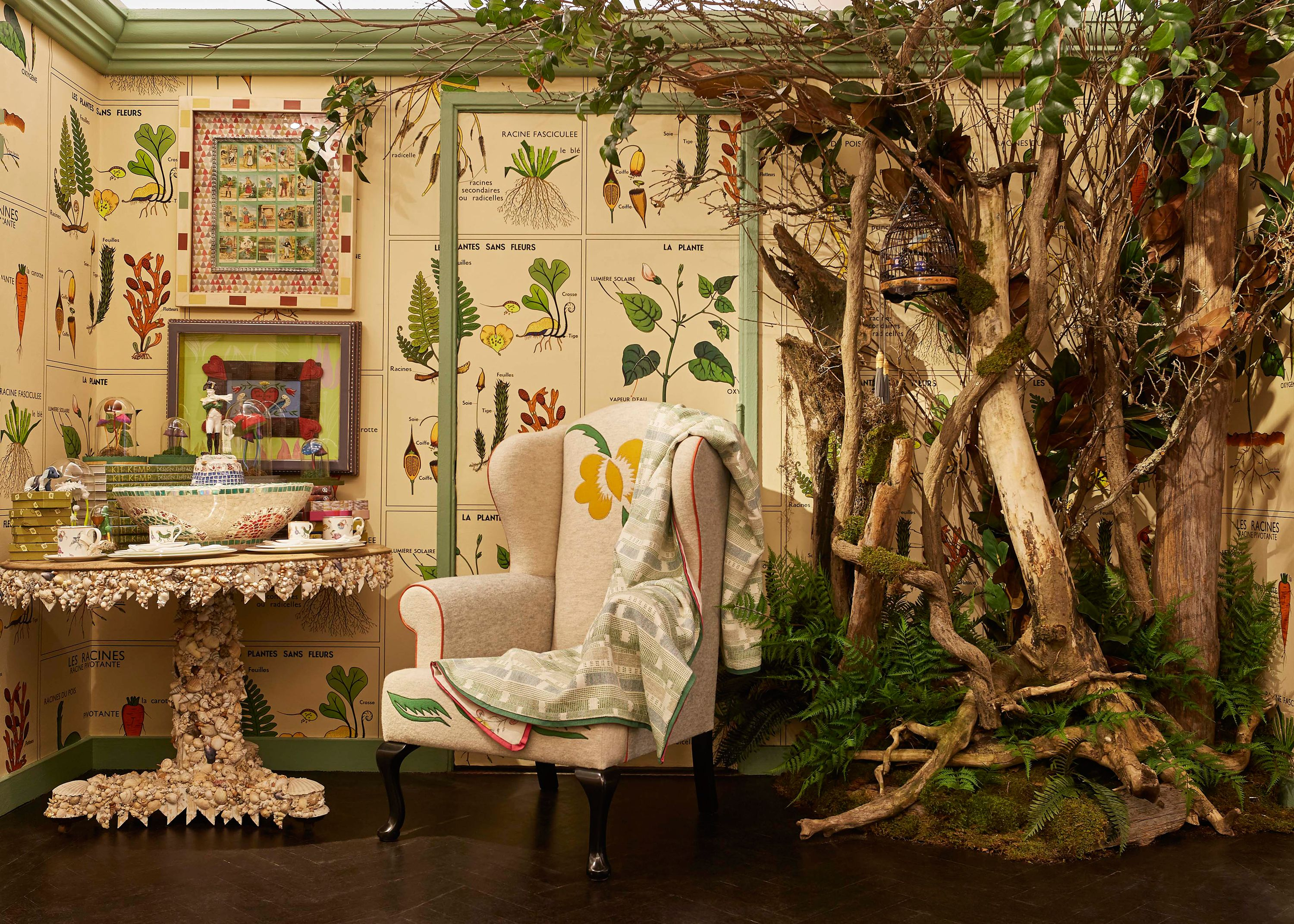 How to Embrace Maximalism and Decorate Your Home like a Brit