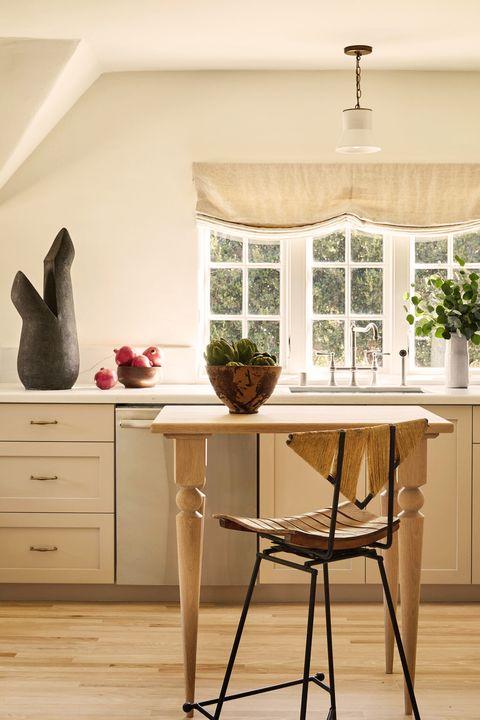 wood, room, interior design, furniture, floor, light fixture, interior design, table, drawer, ceiling,