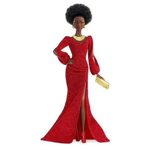 40th Anniversary First Black Barbie Doll