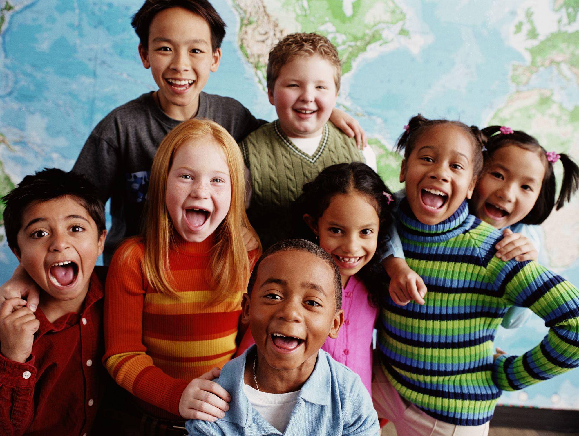 Preparing children for school: effective classes