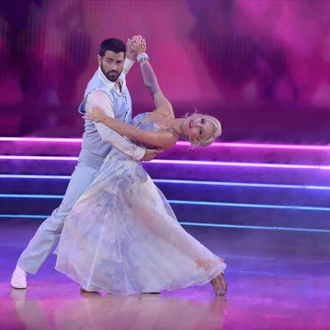 """abc's """"dancing with the stars""""   season 29   week two"""