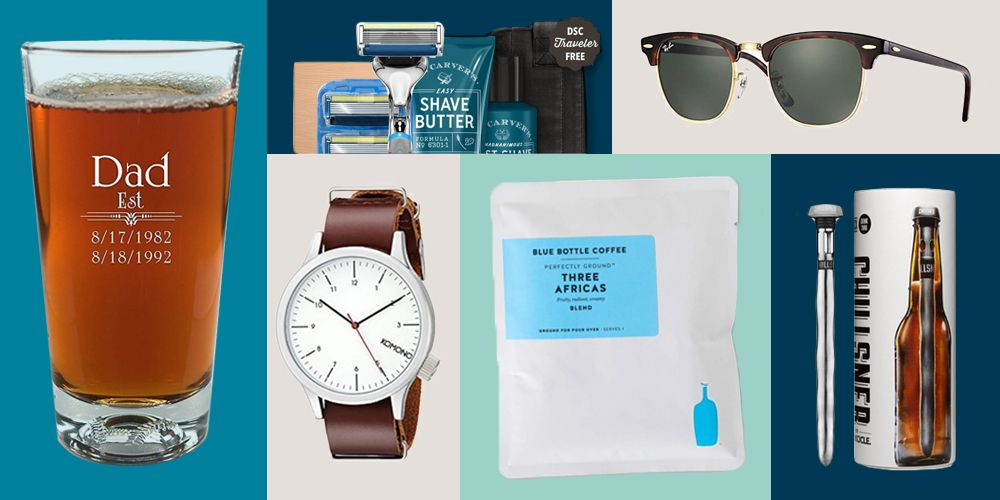 18 First Father S Day Gift Ideas Best Gifts For New Dads