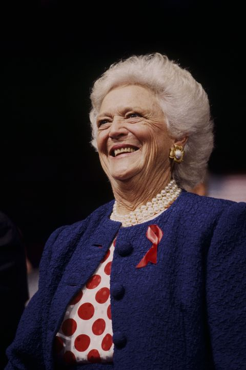 first lady barbara bush