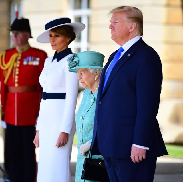 b86ae53e651f5 See Donald Trump's State Visit to the U.K. to See Queen Elizabeth ...