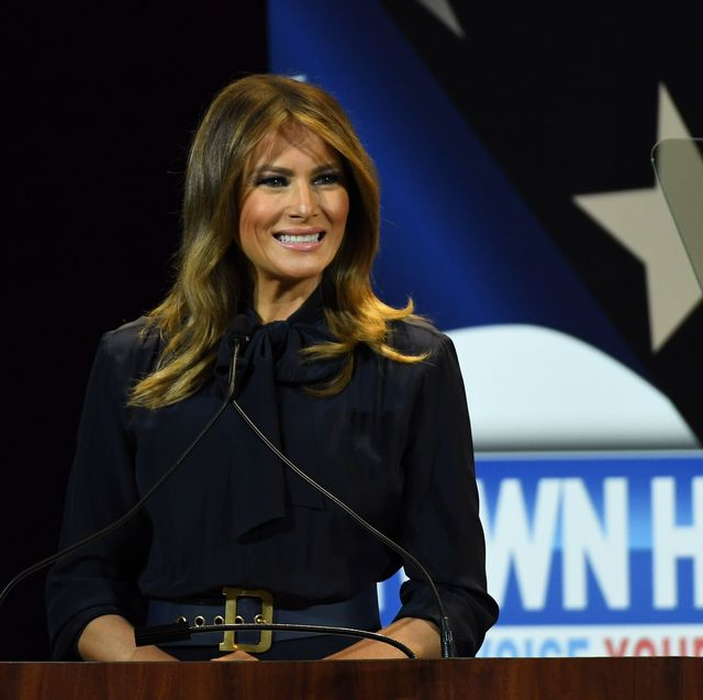 264a4158cf First Lady Melania Trump Holds Las Vegas Town Hall Meeting On The Opioid  Crisis