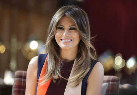 Melania Trump S White House Furniture Choices Were Vetoed By Her Husband
