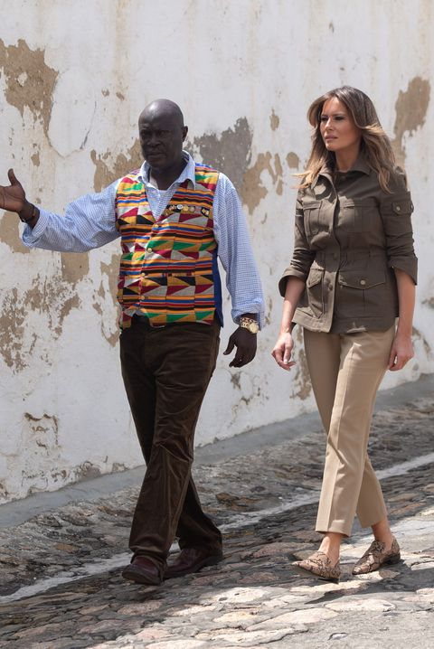95fff01ca9 Melania Trump Style as First Lady - Photos of Melania Trump Fashion