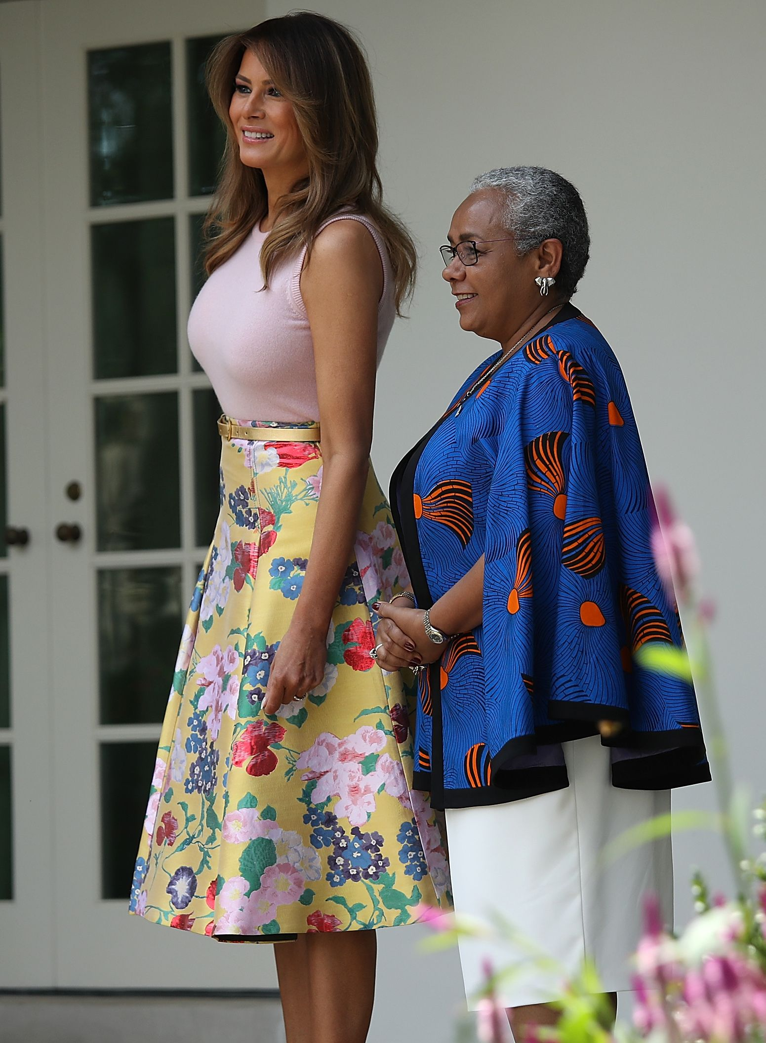 President Trump Welcomes Kenyan President Kenyatta To The White House
