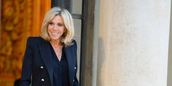 France's First Lady Brigitte Macron's Best Style Moments