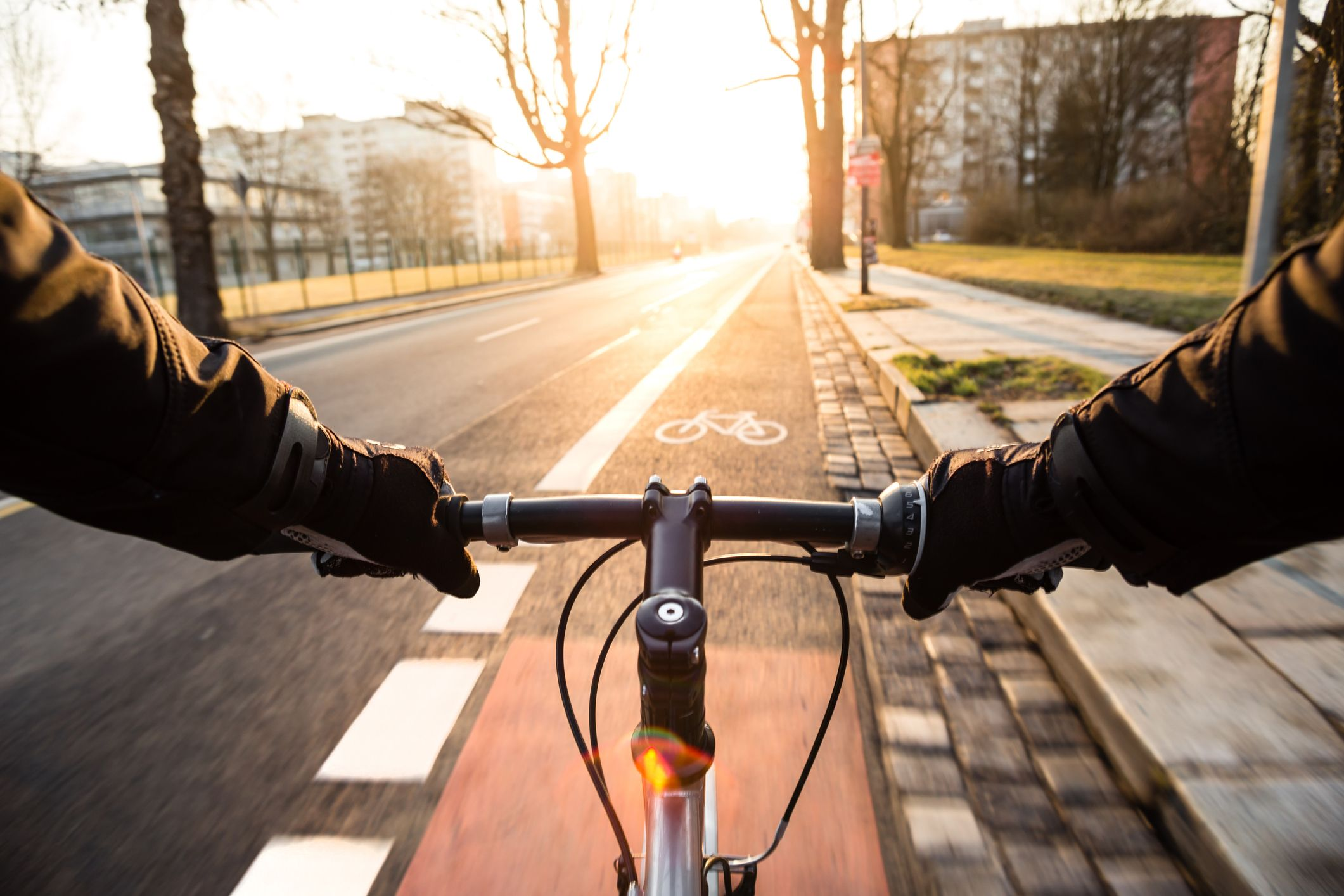 experience of bicycle