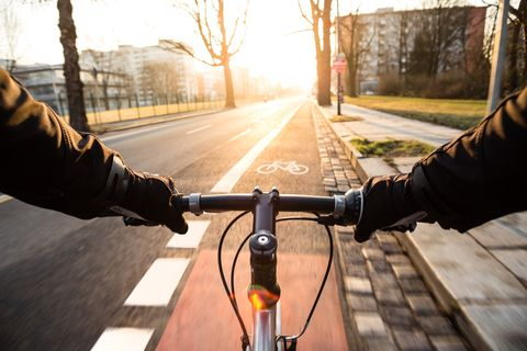 I Tried Bike Commuting Every Day for a Week, and This Is What Happened