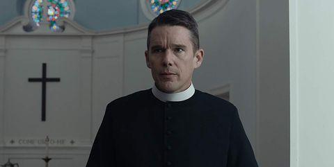 Priesthood, Religious item, Forehead, Archimandrite, Presbyter, Clergy, Bishop, Religious institute,