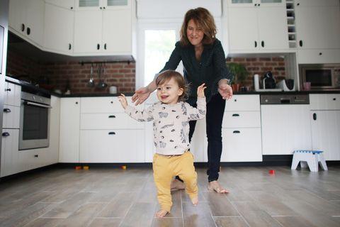 evitar accidentes infantiles en casa