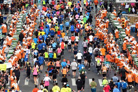 Plan Trumps Appetite for Marathon Fueling