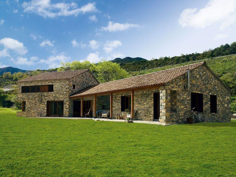 Así es la primera casa pasiva hecha de madera en Aragón