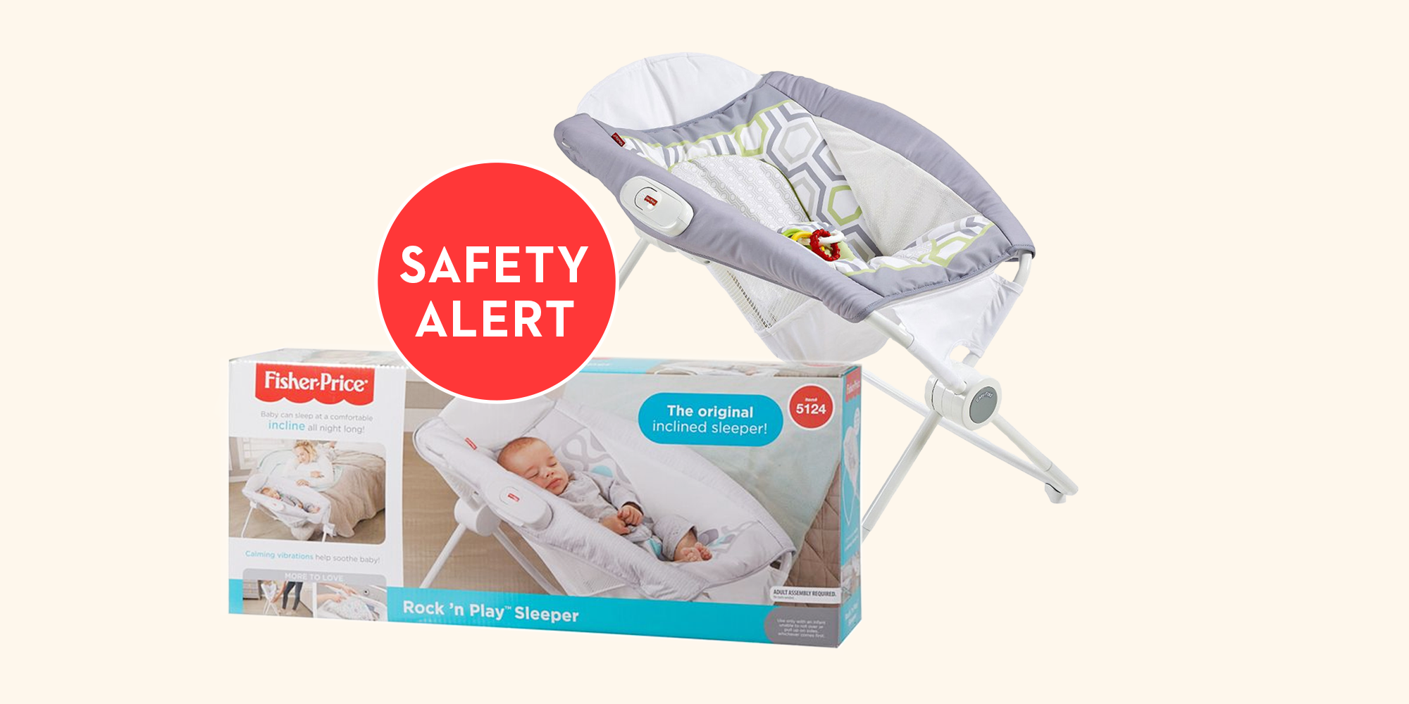 All We Know About the 2019 Fisher-Price Rock 'N Play Sleeper