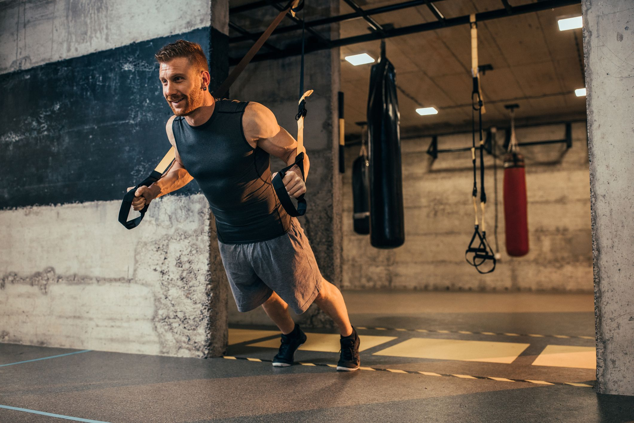 4 Ways to Get More from TRX Training