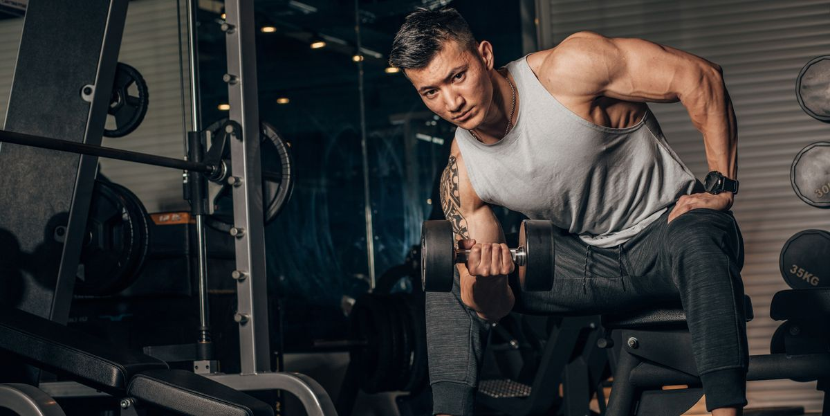 5 Dumbbell Biceps Exercises to Build Bigger Arm Muscles
