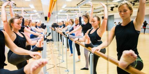 Physical fitness, Fitness professional, Room, Gym, Circuit training, Training, Pilates, Leisure, Dance, Exercise,