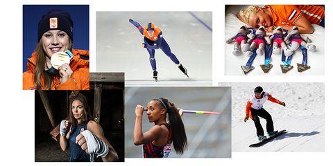 Fit List genomineerden sporters