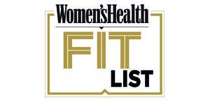 Women's Health Fit list logo