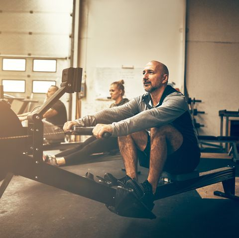 How Rowing Machines Can Improve Your Fitness