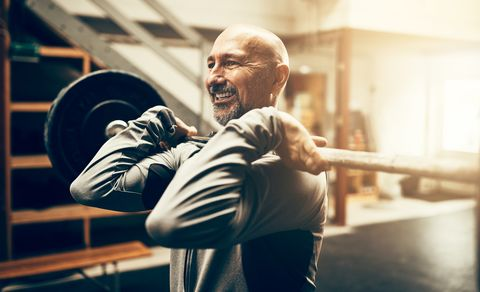 The Best Way to Keep Building Muscle After 40
