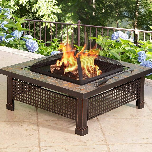 b2fe9ad55a5e1 11 Best Outdoor Fire Pit Ideas to DIY or Buy - Building Backyard ...