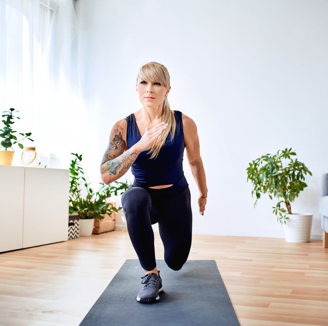 at home hiit workout