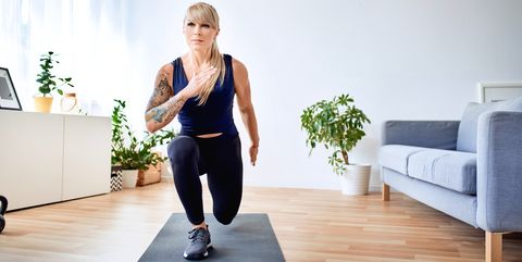 a 28day full body home workout plan you can do in your