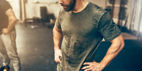 8581c1e8216b Excessive Sweating  Why You Sweat Lots During Workouts