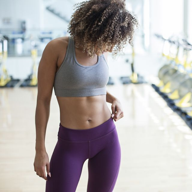 fit young woman