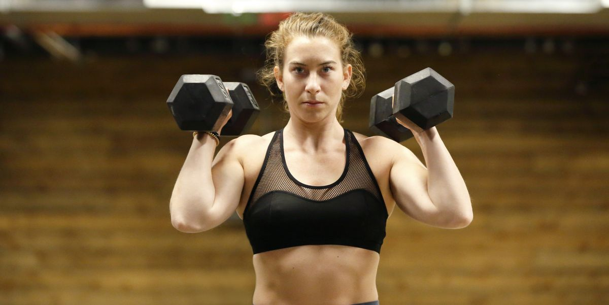 10 Dumbbell Exercises That'll Open Up Your Shoulders