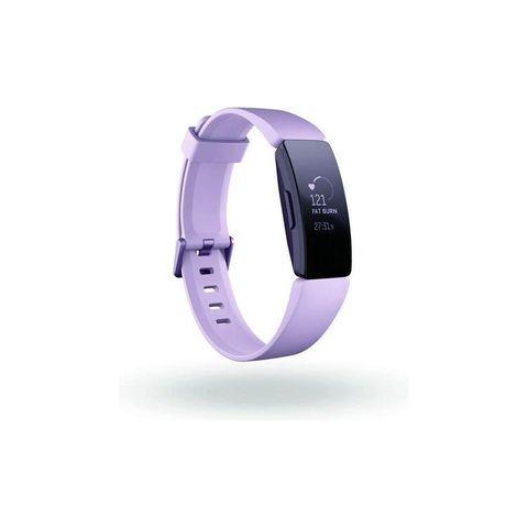 fitbit inspire hr activity tracker lila paars sporthorloge