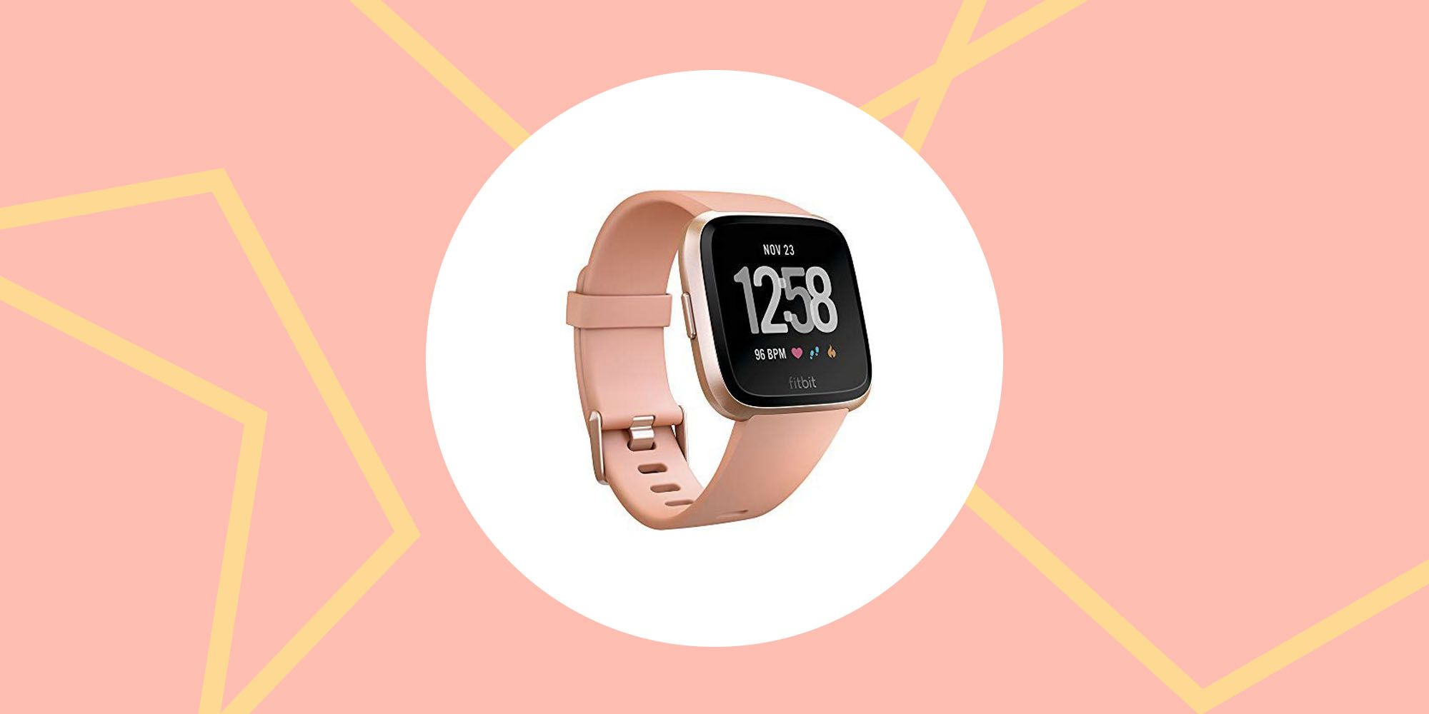 You Have 12 Hrs Left to Get Up to 40% off a Fitbit