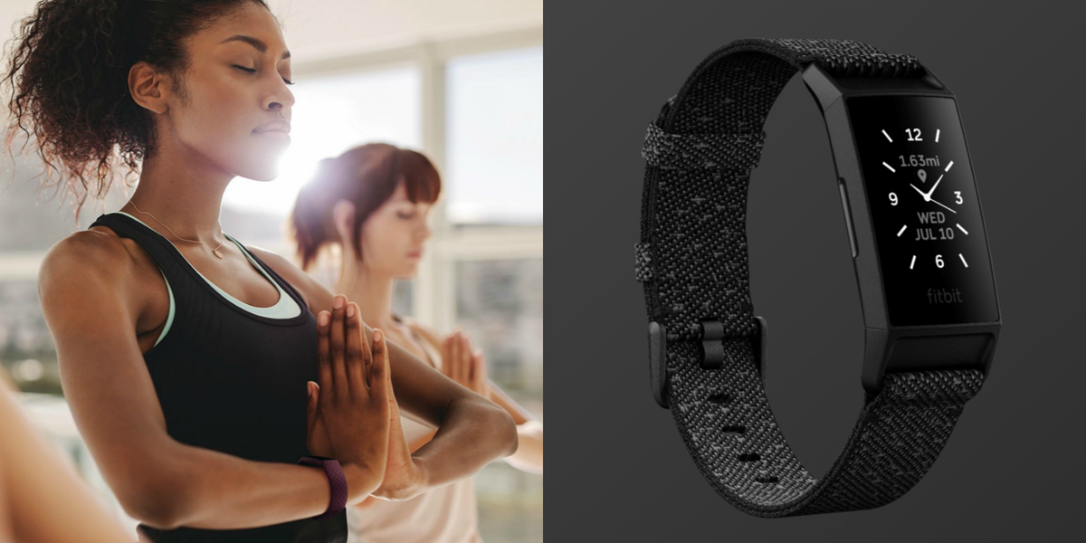 Fitbit Just Launched a New Fitness Tracker, and Says Daily Steps Are a Thing of the Past
