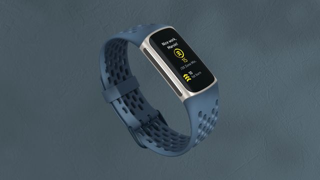 still photography of fitbit charge 5
