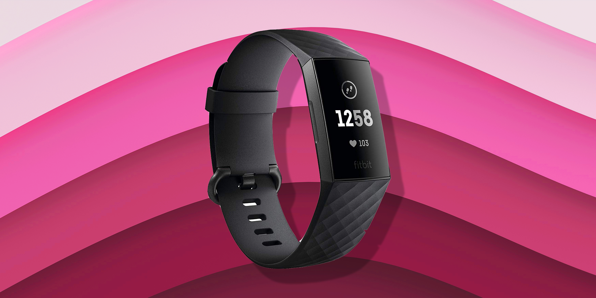 The FitBit Charge 3 Is On Sale On Amazon For $30 Off Right Now