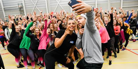 Dance, Zumba, Entertainment, Performing arts, Event, Choreography, Aerobic exercise, Exercise, Physical fitness, Street dance,