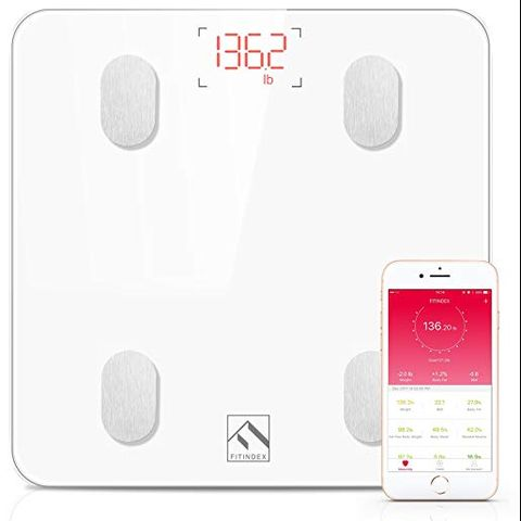 The 10 Best Bathroom Scales 2018 Top Body Fat And Smart