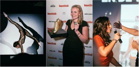 Award, Dress, Fashion accessory,