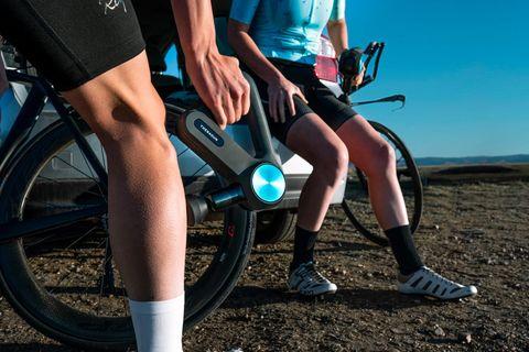 theragun cycling