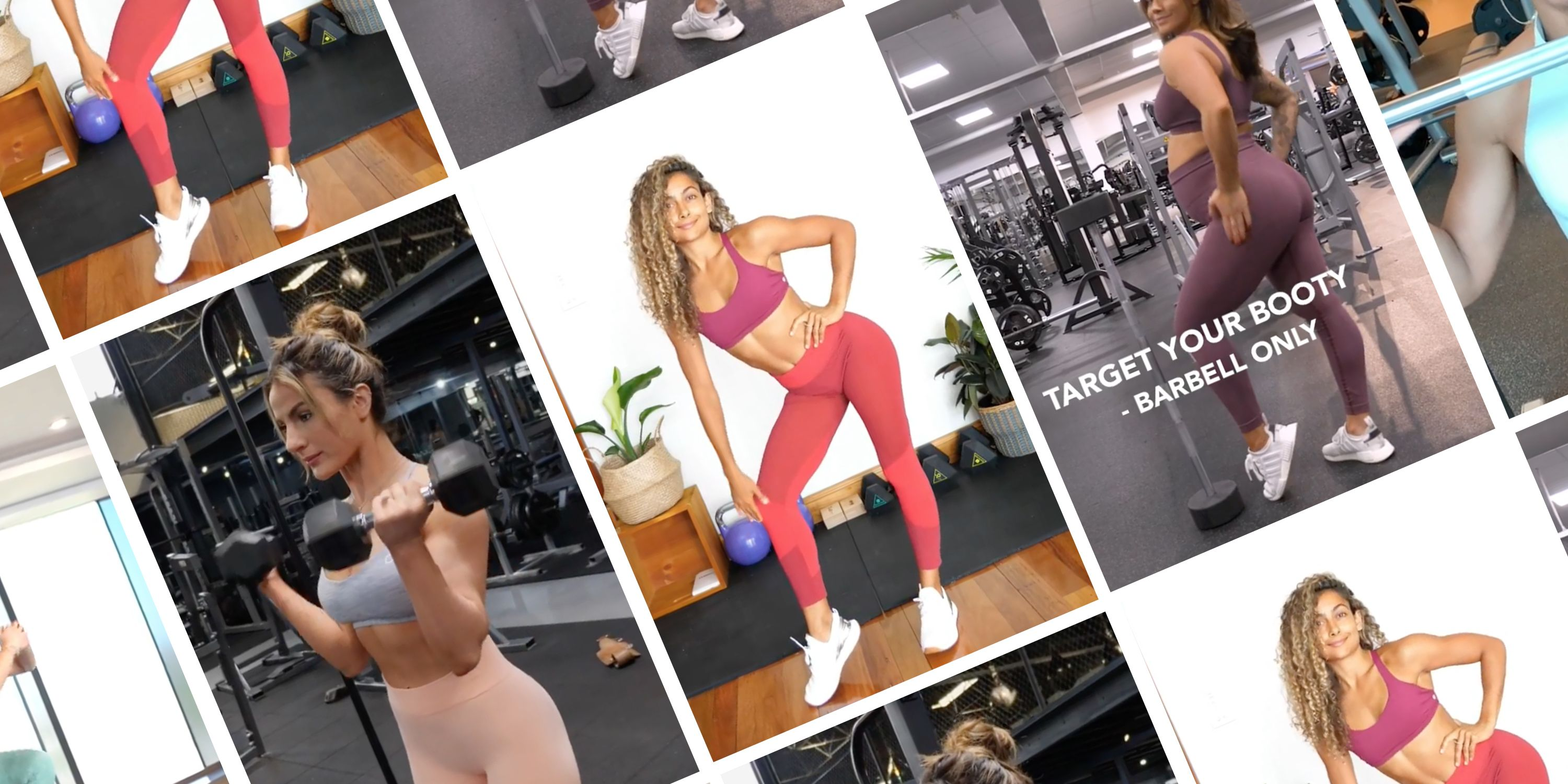 Hot girls awesome thick bodies pics 31 Inspiring Fit Girls On Instagram Workout Motivation From Female Fitness Models