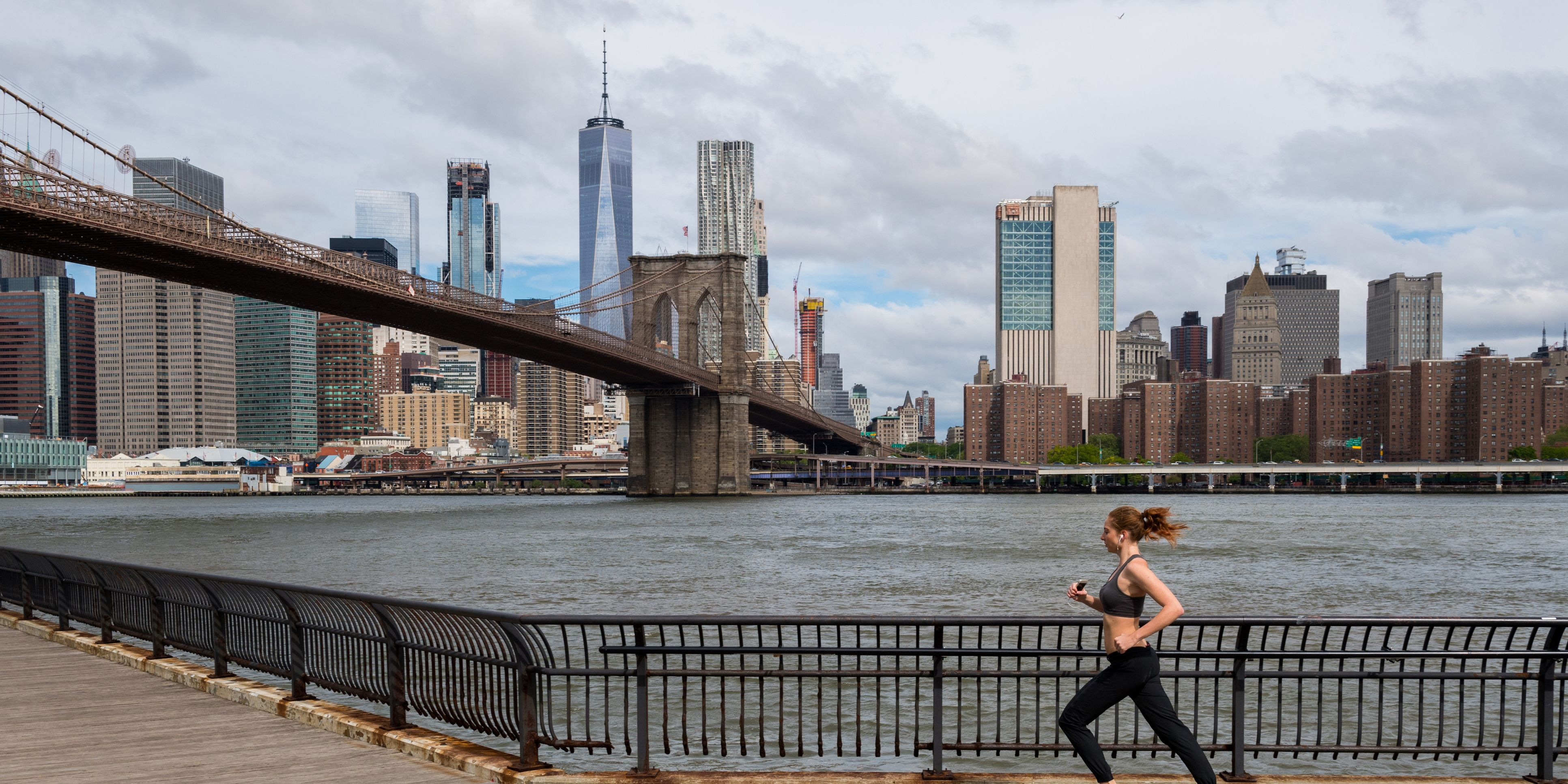 Fitness in the Big Apple