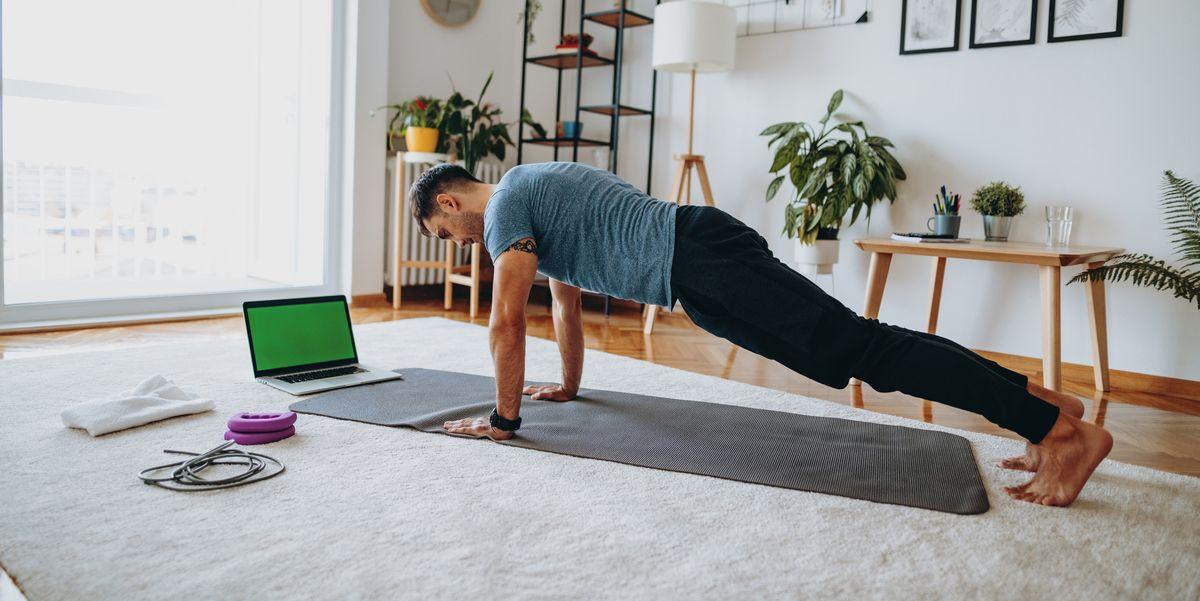 This Pushup Challenge Is Perfect for Any Fitness Level