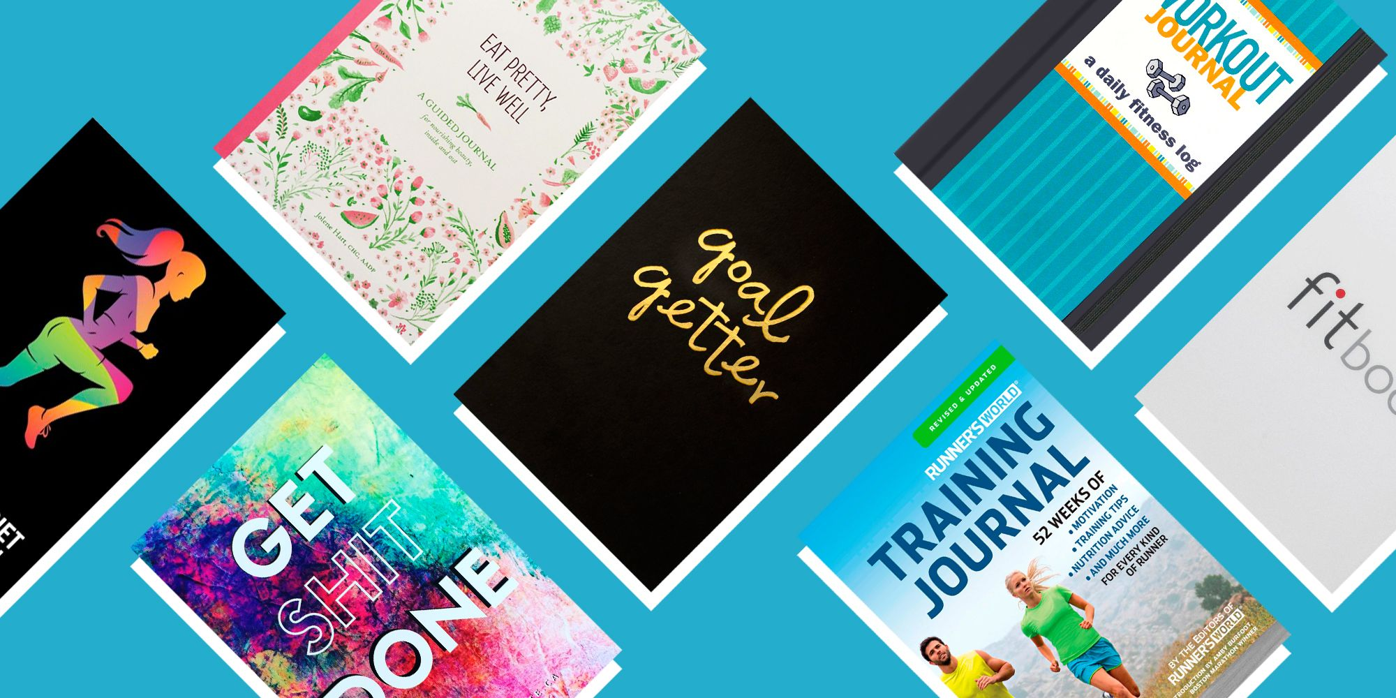 8 Best Fitness Journals For 2018 Workout Logs For Tracking Weight Loss